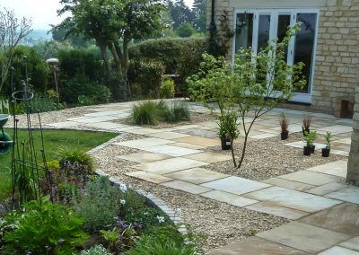 Hand built Patios and Terraces, Oxford & Witney - Go Wild ...