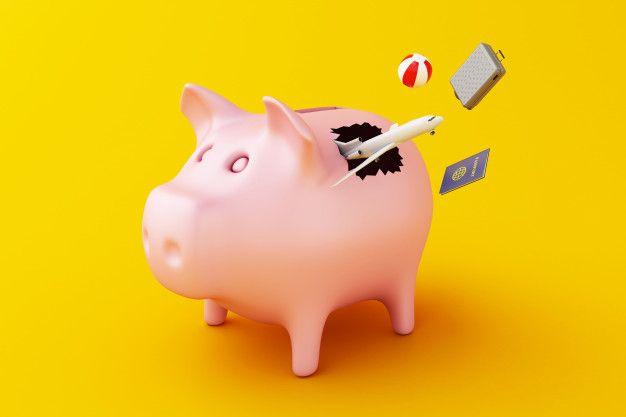Como Economizar Dinheiro Para Realizar Seus Sonhos...