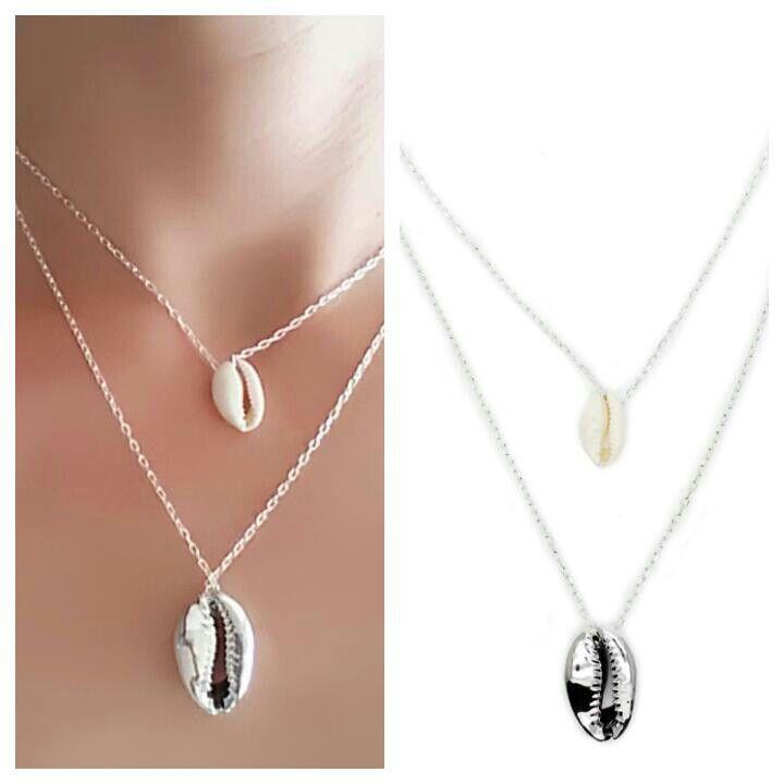 bijoux en coquillage