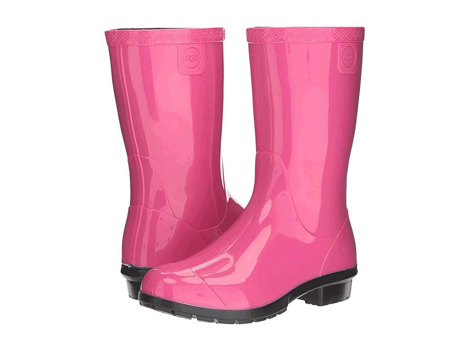 cc43218d8df UGG Kids Raana (Little Kid/Big Kid) Girls Shoes Diva Pink in 2019 ...
