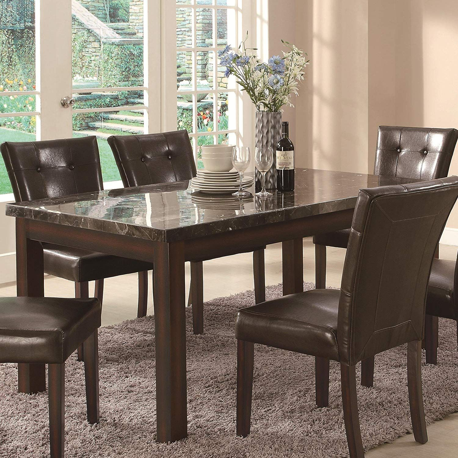 Coaster Home Furnishings 103770 Casual Dining Table