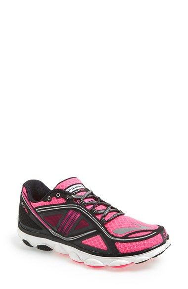 Brooks 'Pureflow 3' Running Shoe (Women) available at #Nordstrom