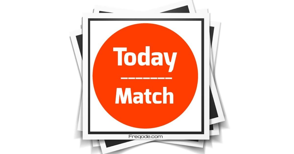 Pin On Today S Matches