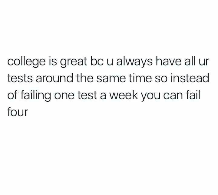 I Always Felt Like They Planned It That Way College Life Humor College Memes College Humor