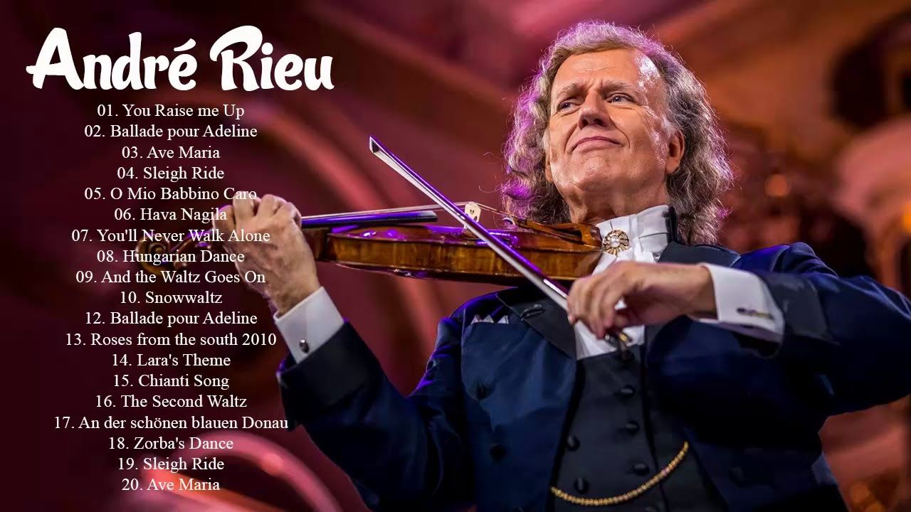 Andre Rieu Best Instrumental Love Songs 2019 || Andre Rieu Playlist