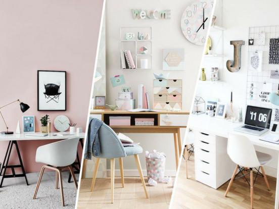 Piccolo Ufficio In Casa : Come arredare angolo studio in casa consigli home office