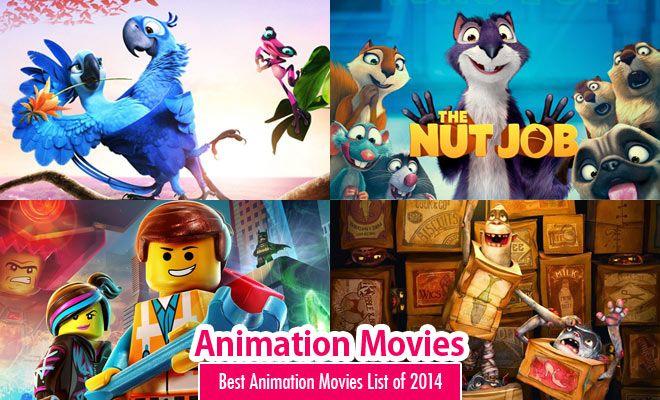 most popular animated movies list