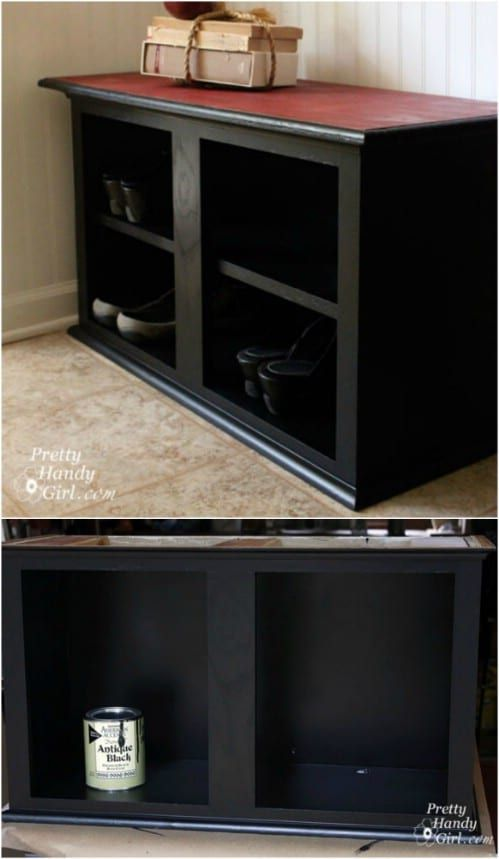 10 Fabulous Repurposing Ideas For Old Kitchen Cabinets -   23 diy projects Storage kitchen cabinets ideas