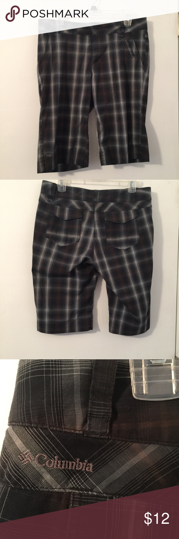 Columbia Shorts Worn once! Excellent condition! Columbia Shorts Bermudas