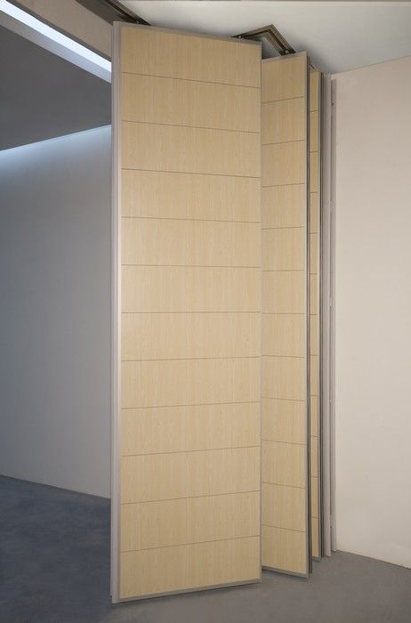 Solid Panel Movable Partition Door Pinterest Trennwand