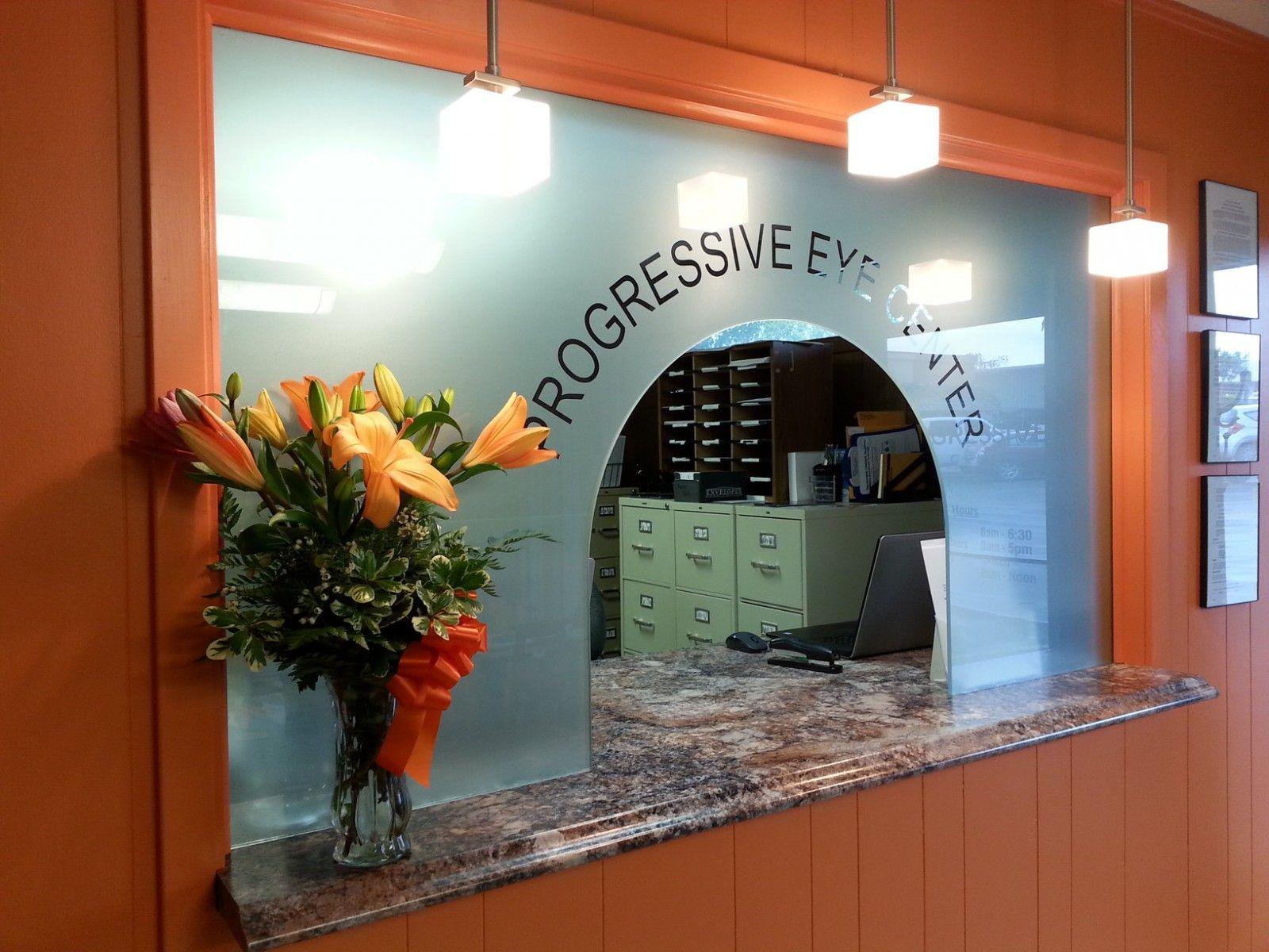 Progressive Eye Center | Eye center, Progress, Lighted ...