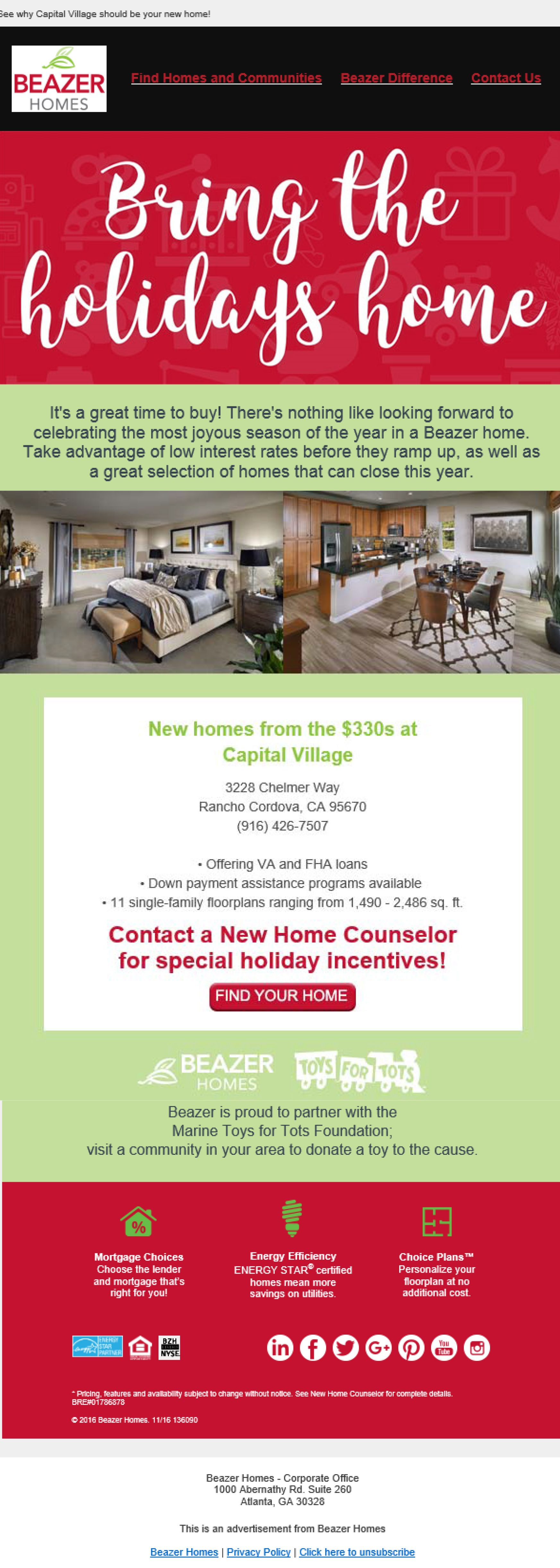New Homes For Sale In Rancho Cordova, California Buy Before Mortgage Rates  Ramp Up!