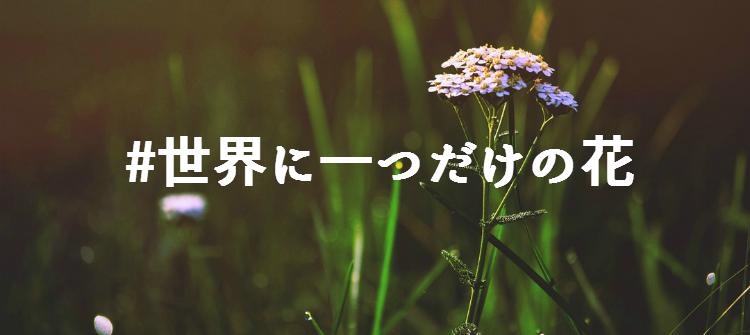 【SMAP解散騒動→CD購買運動】「#世界に一つだけの花」から分かる、ハッシュタグが重要な理由