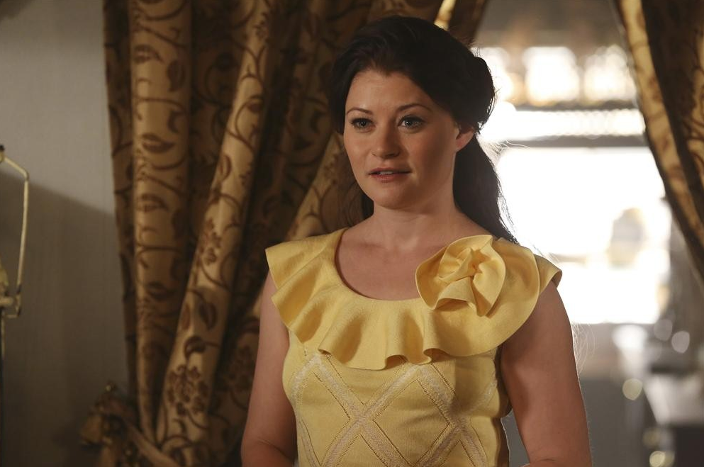 Once Upon a Time season 4 episode 4 Belle