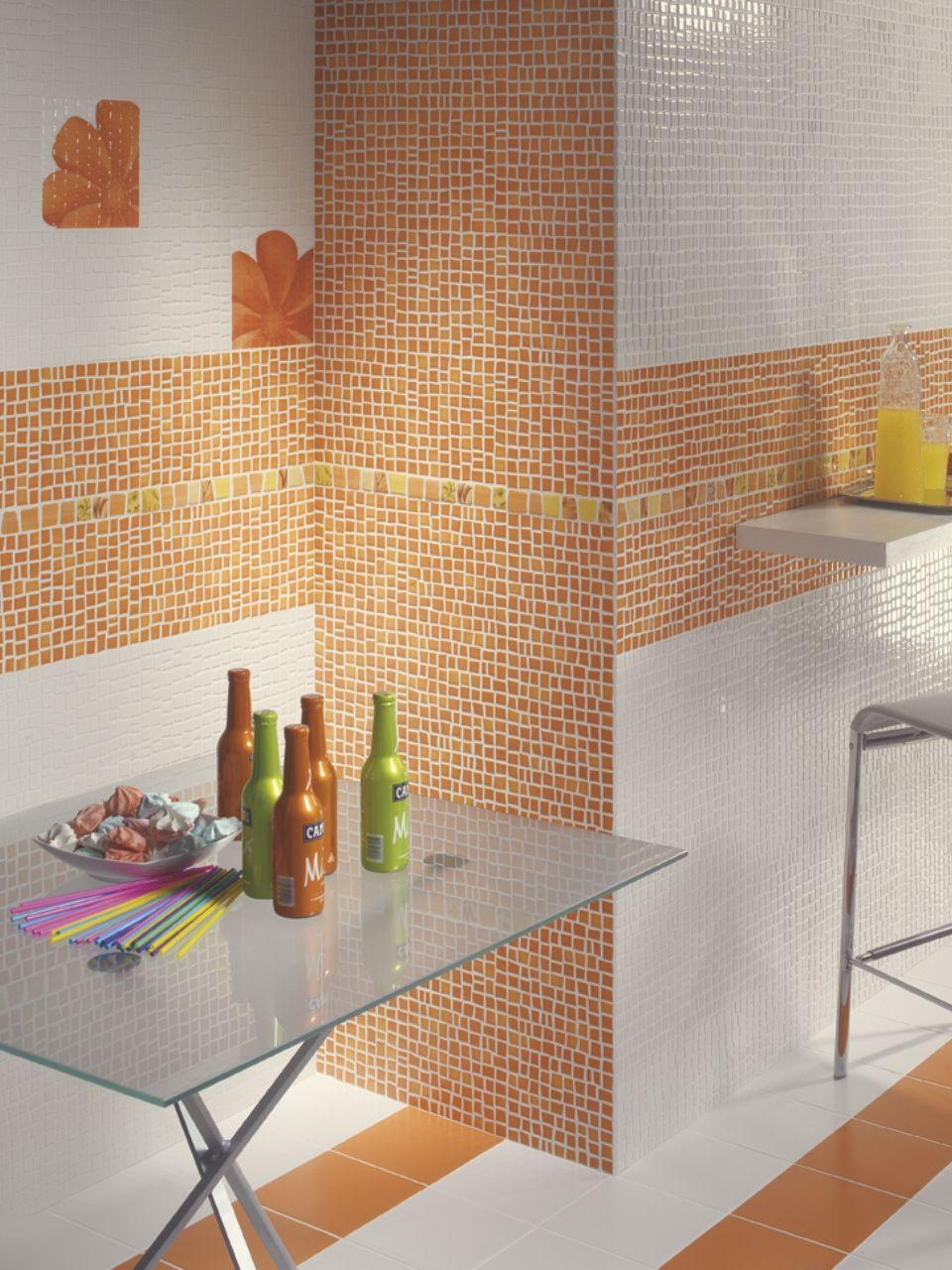 No 566 200x200 Tile looking like mosaic Find us at www,bernardarnull ...