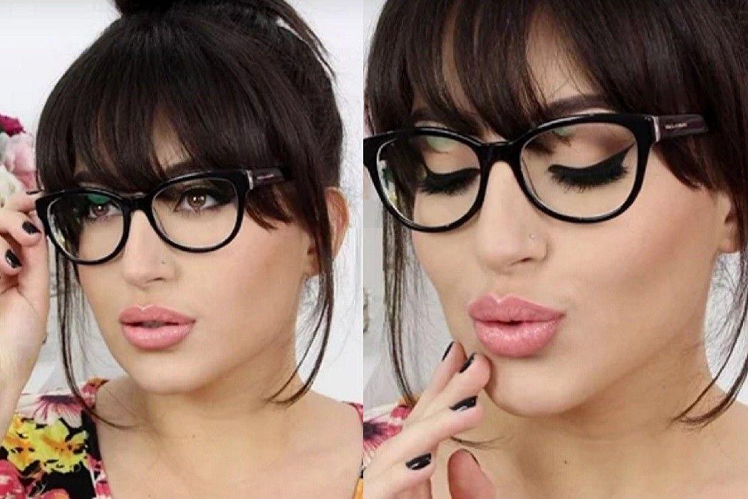 Winter Eye Makeup For Glasses Wearers Glasses Eye Makeup