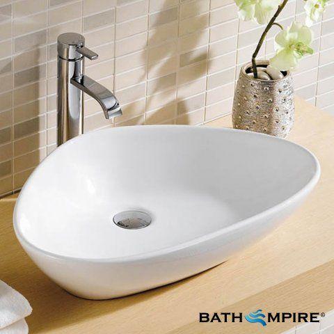 Oval Countertop Basin Khana Wash Basin Small Toilet Countertop Basin Sink Countertop
