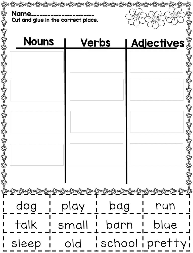 Spring Activities | 1st Grade | First grade phonics, Spring