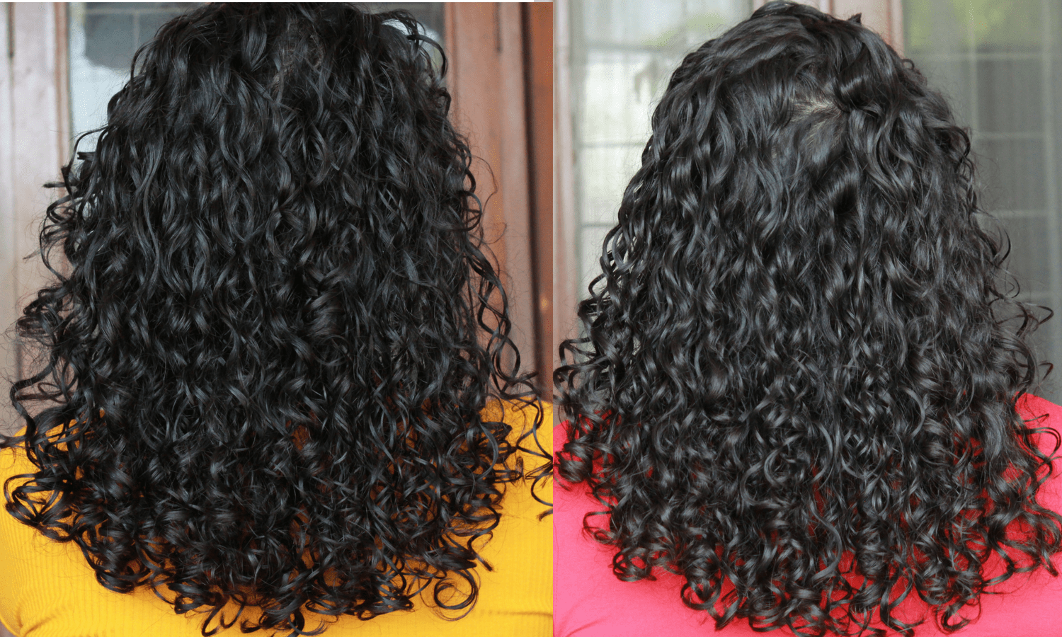 Types Of Curly Hair Why Your Results Won T Look Like Mine Frizzy Curly Hair Curly Hair Styles Curly To Straight Hair