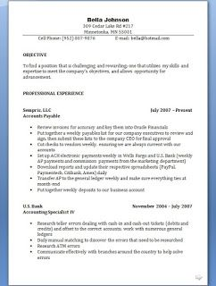 Accounting Specialist Resume Custom Accounting Specialist Resume Format In Word Free Download Sample .