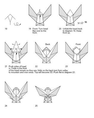 Peachy The Art Of Origami Angel Origami Origami Origami Paper Wiring 101 Cranwise Assnl