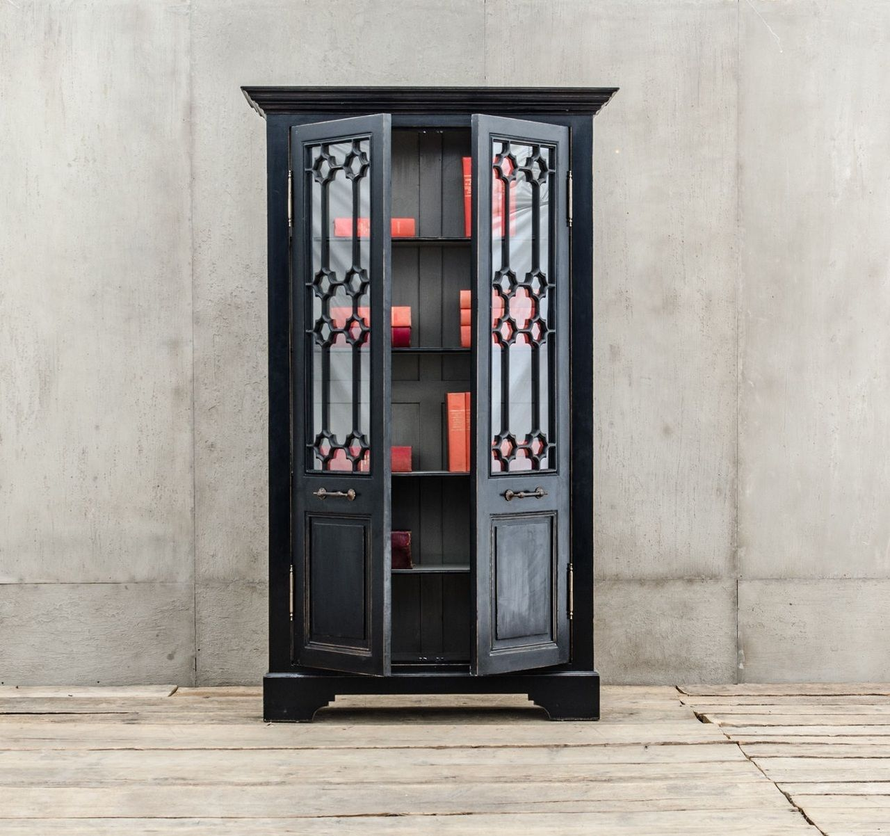 Best The Johnny Walker 2 Doors Black Cabinet Black Cabinets 640 x 480