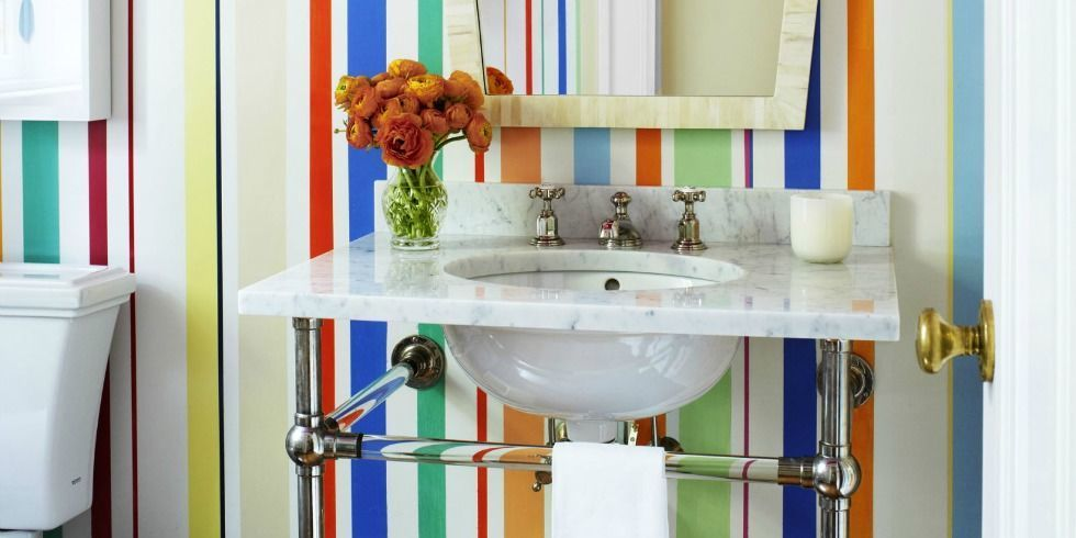 Best Colors For Bathroom Glamorous 70 Colorful Bathrooms To Inspire Your Next Makeover  Colorful 2017