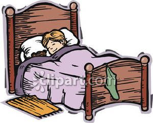 Sleep In Bed Clipart Bed Clipart Sleeping In Bed Clip Art