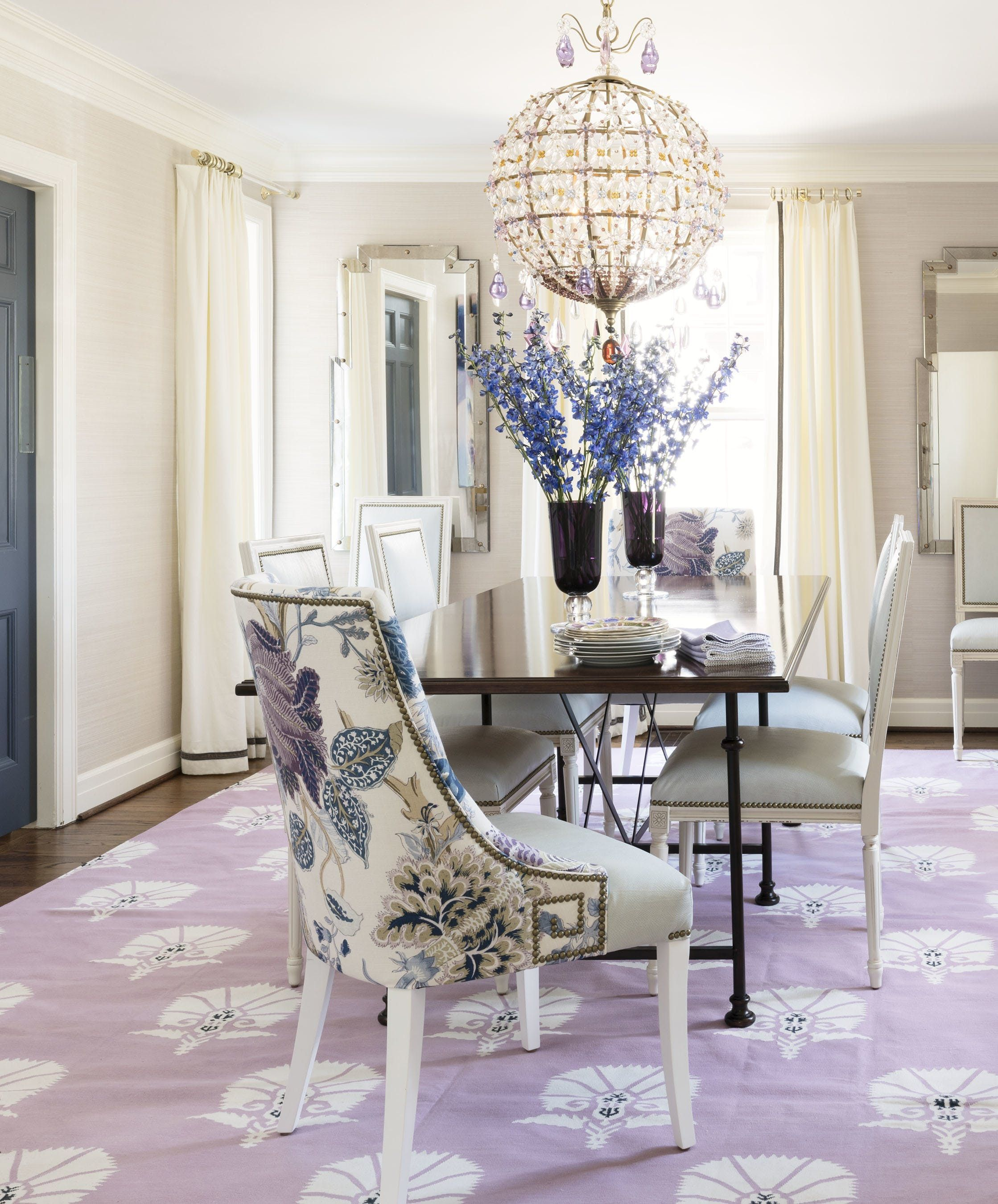 Beautiful Casual Dining Room: Image By Alexandra Holmes On Home Decorating