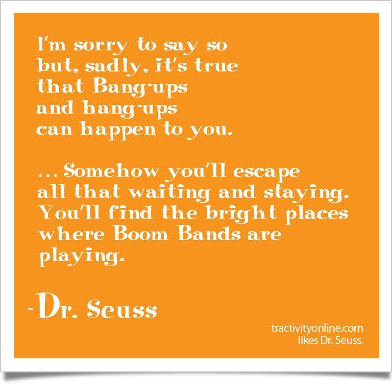 sad dr seuss quotes