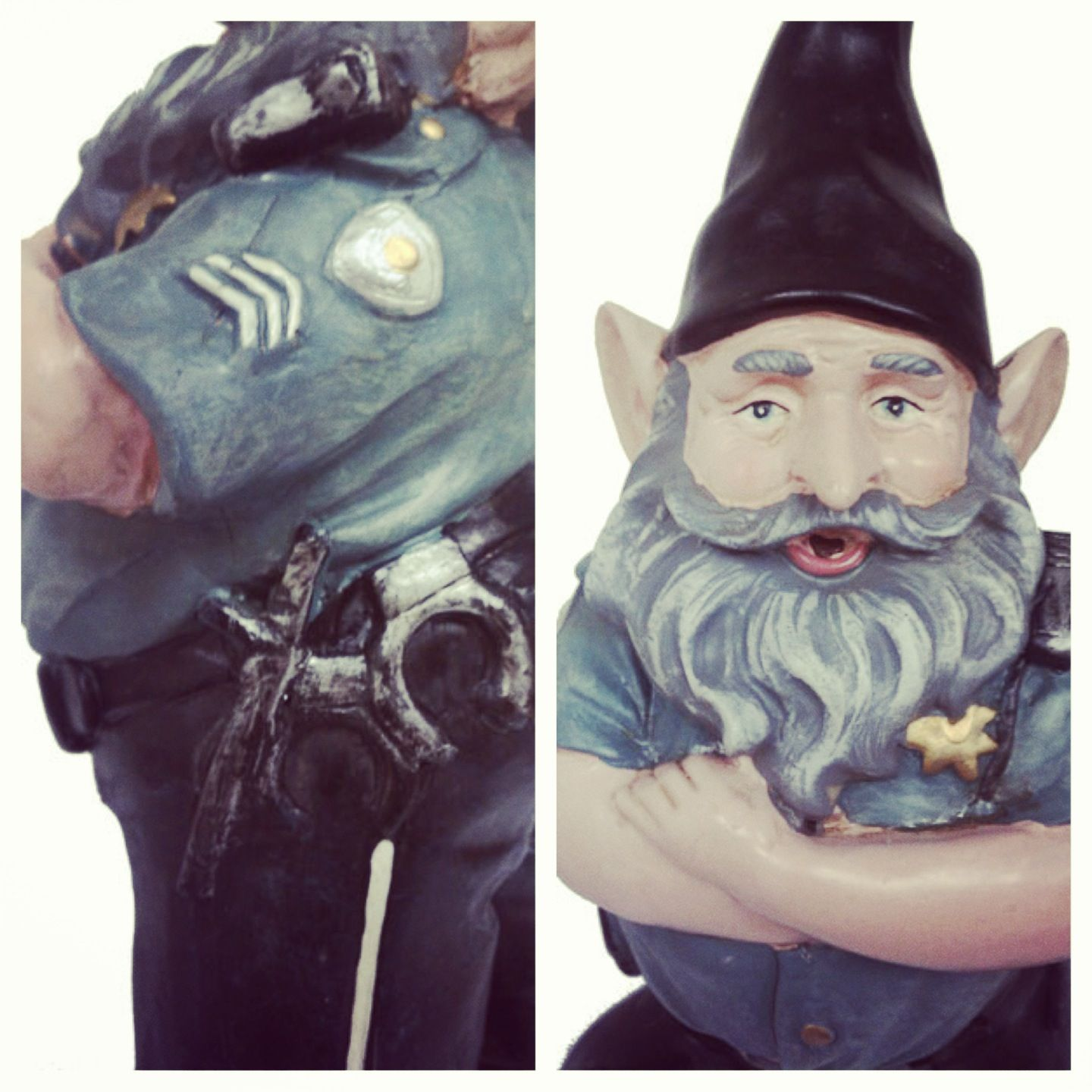 Gnome Garden: Love This Lawn Gnome! I Must Have It.