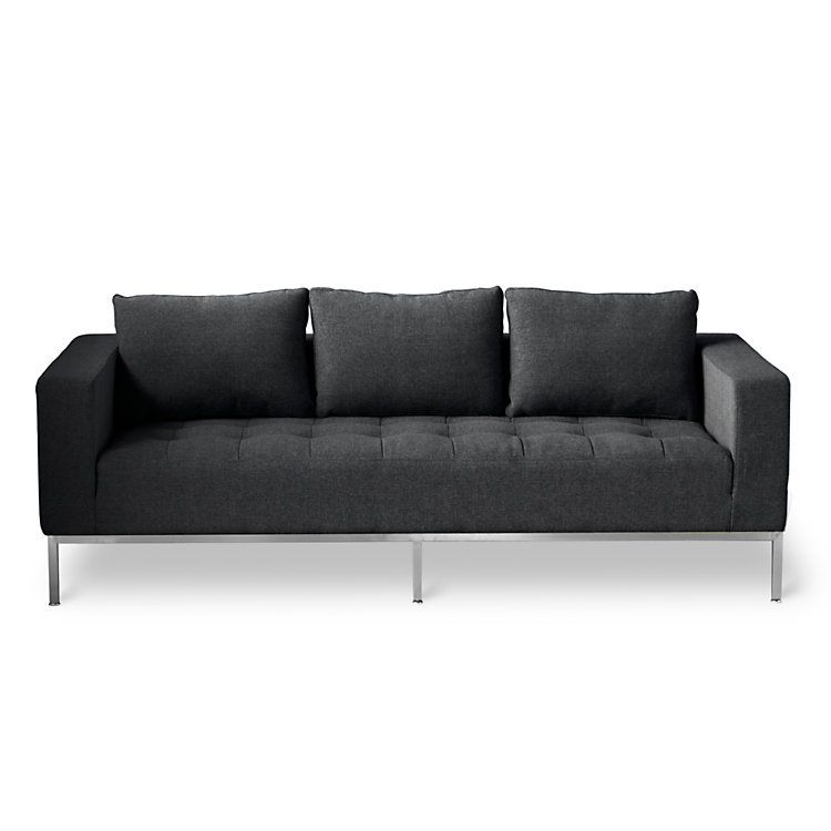Gus Modern Carter Sofa Lounge Areas Interior Design Interior