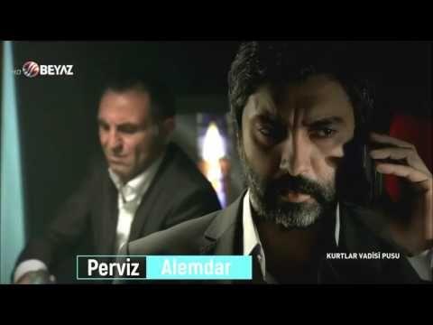 Polat Alemdar Ustaa Panosundaki Pin