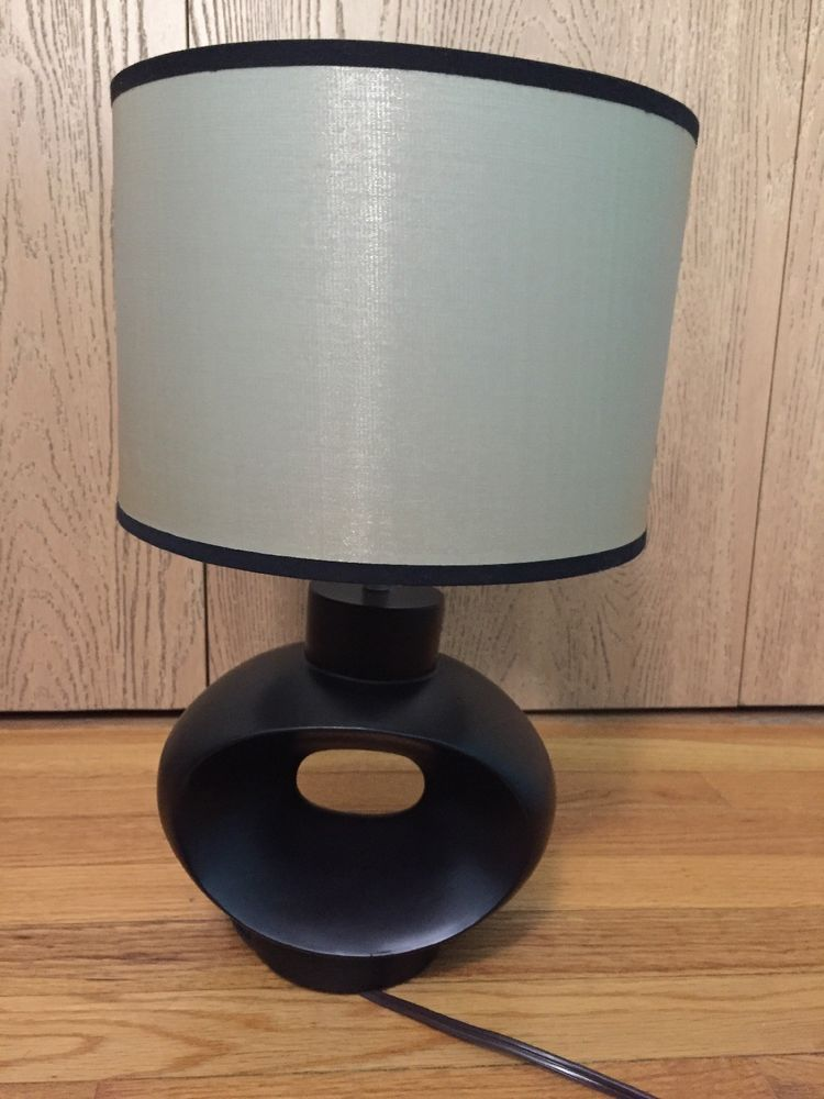 New Hampton Bay Table Lamp 27 00 End Date Sunday Oct 21 2018 13