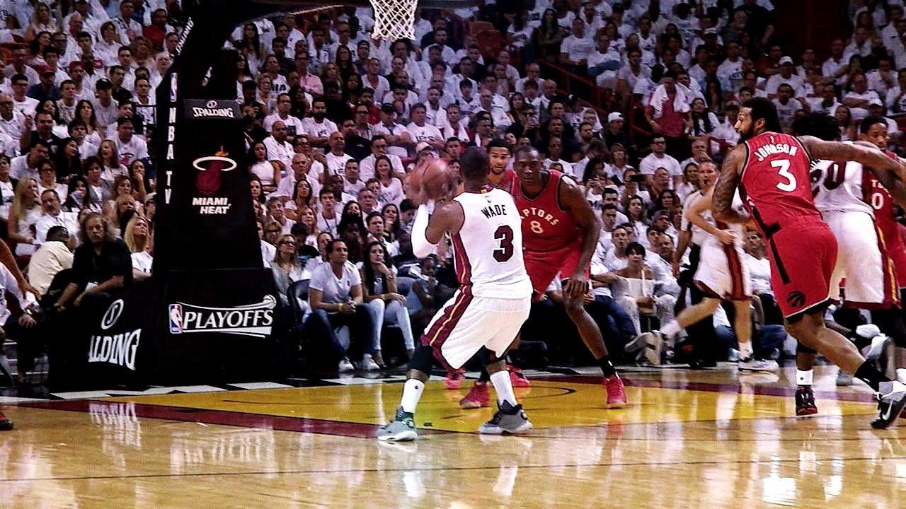 It's GAME 7, Miami Heat at Toronto Raptors, tomorrow on ABC! #ThisIsWhyWePlay