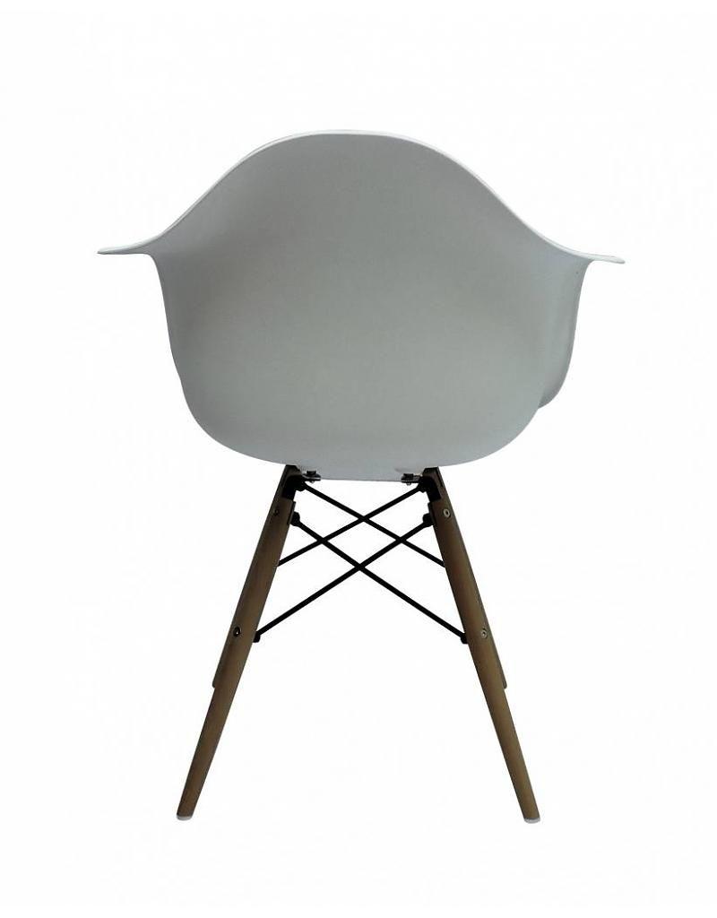 Design Stoel Kopen.Daw Eames Design Stoel Wit Goedkoop Meubelen Stoelen