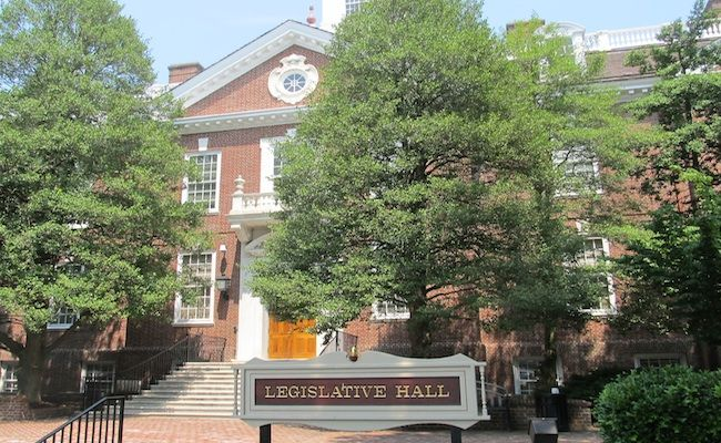 """Efforts resume to move stalled same-day voter registration bill.   We support #HB105 including #SDR for primaries. Voter """"fraud"""" is a non-issue in #netde with 0 complaints reported according to newly release @d s study."""