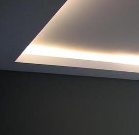 indirecte plafondverlichting - Google Search | Huisje, tuintje ...
