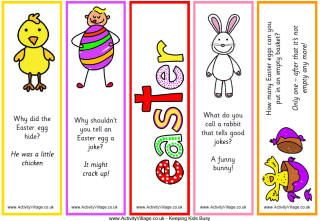 Easter Jokes for Kids - from www.activityvillage.co.uk ...