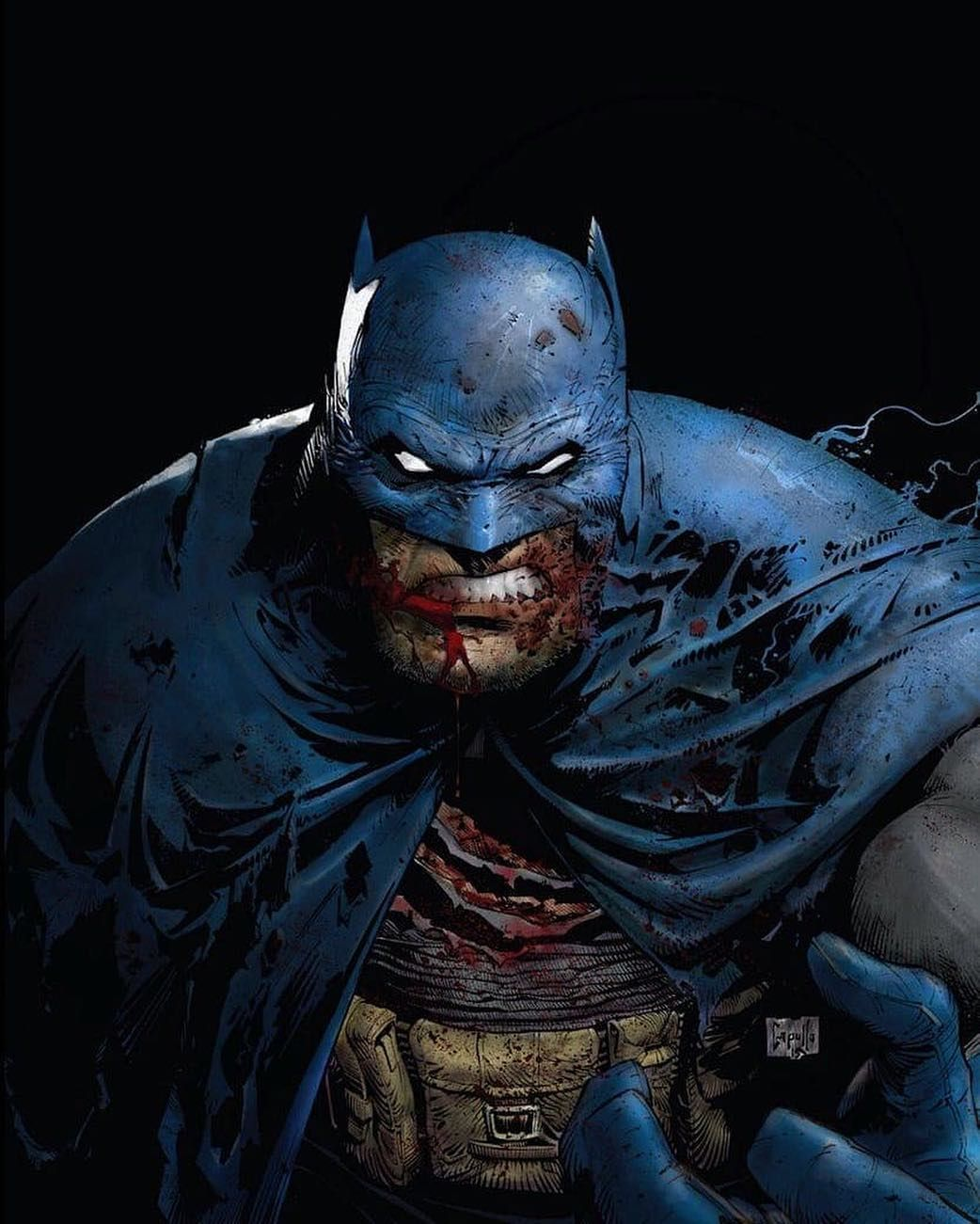 Popculturehustle On Instagram The Dark Knight Returns By Greg