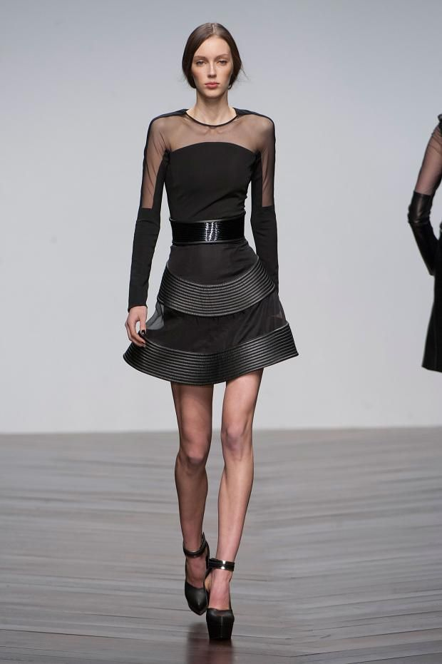 David Koma Autumn / Winter 2013