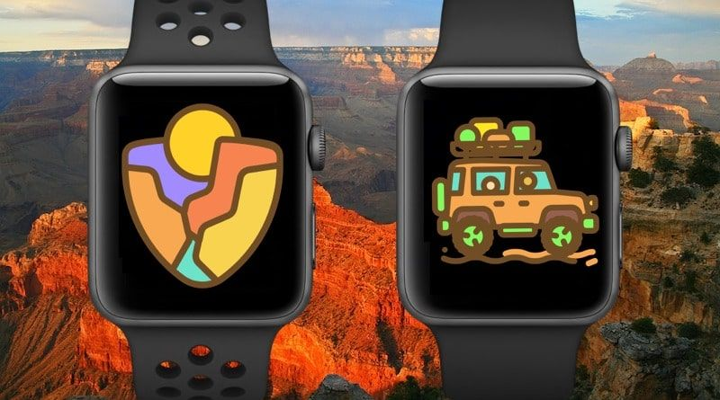 Apple's next Activity Challenge to mark Grand Canyon