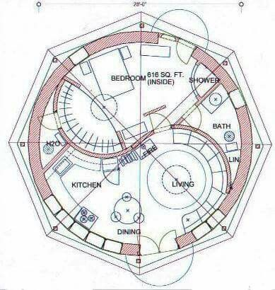 Tiny Round House Round House Plans How To Plan Round House
