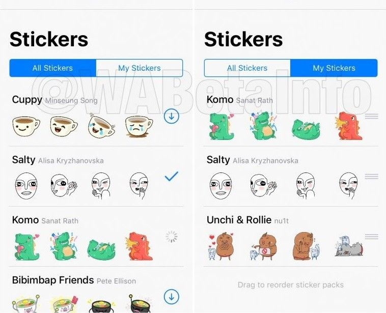 Mega Pack Stickers Whatsapp Ios Messaging App Instant Messaging Stickers