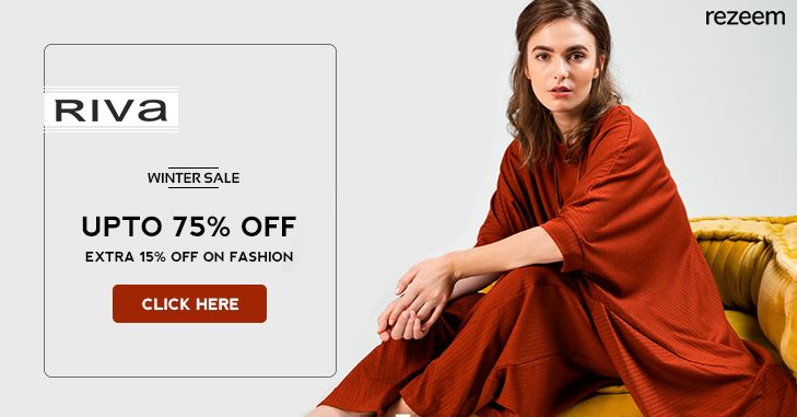 Winter Sale Get Upto 75 Off Extra 15 Discount On Latest Fashion For Men Women Kids Rivafashionme Cl Riva Fashion Latest Mens Fashion Discount Fashion