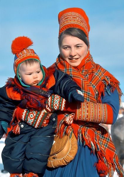 The Sami Are The Only Indigenous People Of Scandinavia Recognized And Protected Under The International Co Scandinavian Costume Folk Clothing Favorite Daughter