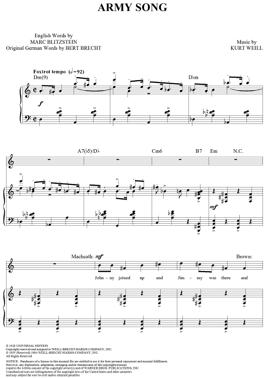 Army Song | Music in 2019 | Music, Sheet music, Song sheet