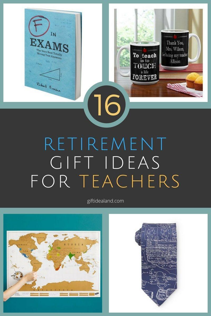 16 best teacher retirement gifts teacher retirement