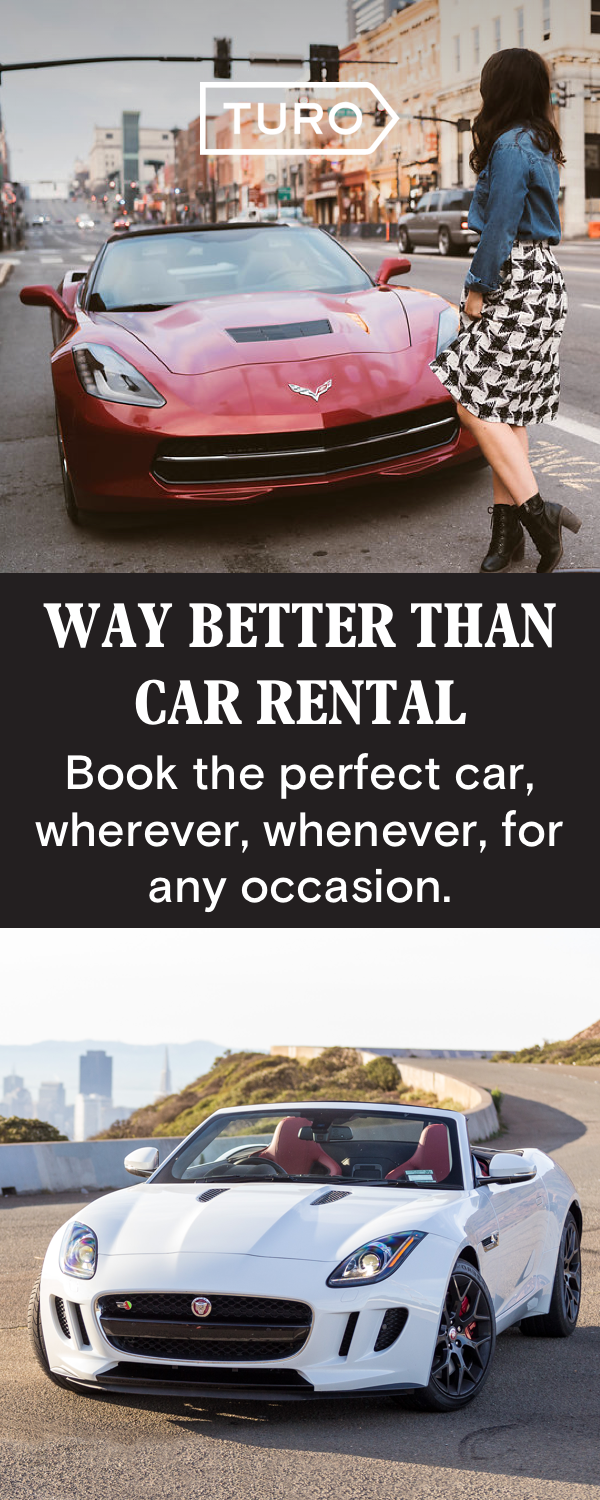 Turo Lets You Rent The Perfect Car Anywhere You Are For Any Situation From A Totally Unique Selection Best Luxury Cars Car Rental Luxury Car Rental