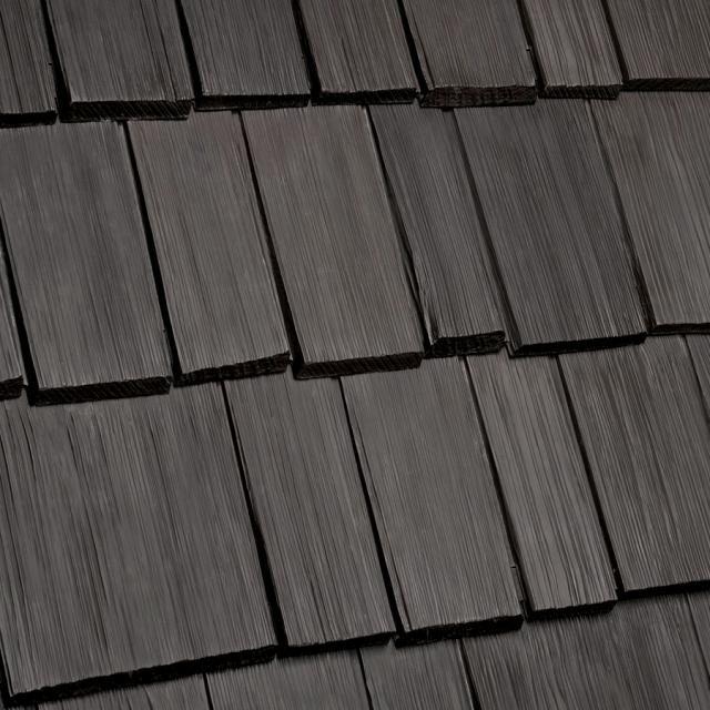 Davinci Launches Bellaforte Shake Roofing Tiles Davinci Roofscapes Plastic Roof Tiles Corrugated Plastic Roofing Plastic Roofing